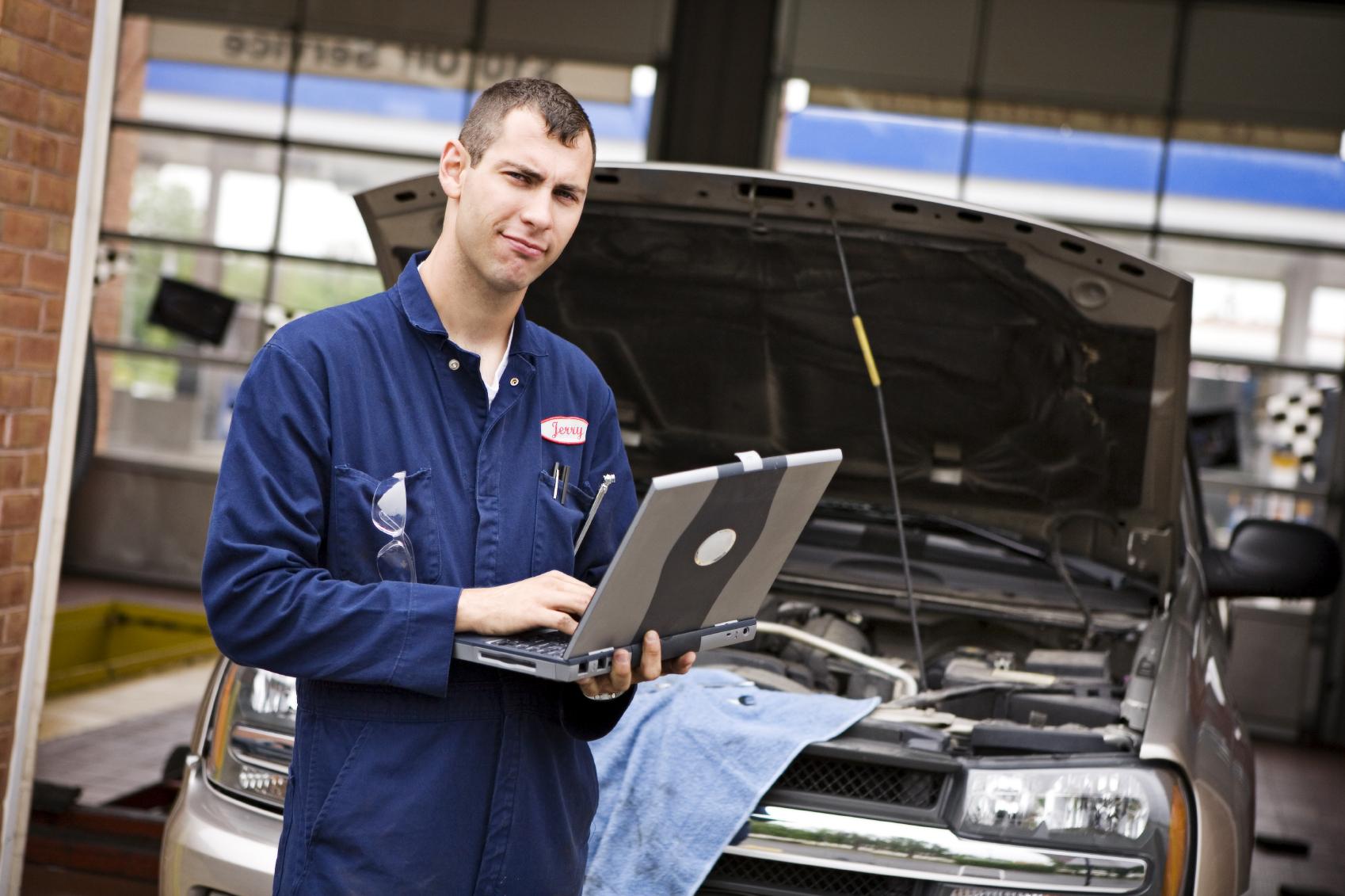 В нашем автосервисе будут выполнены следующие работы: диагностика электрической техники автомобиля