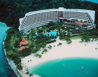 Shangri-La Rasa Sentosa Island Resort