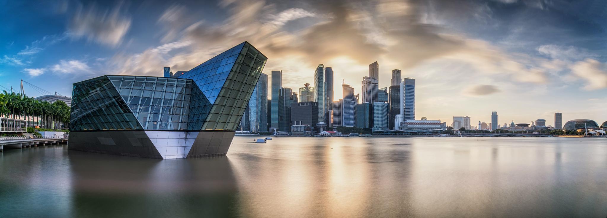 Singapore ngày nay không chỉ là trung tâm kinh tế mà còn là điểm đến du học lý tưởng