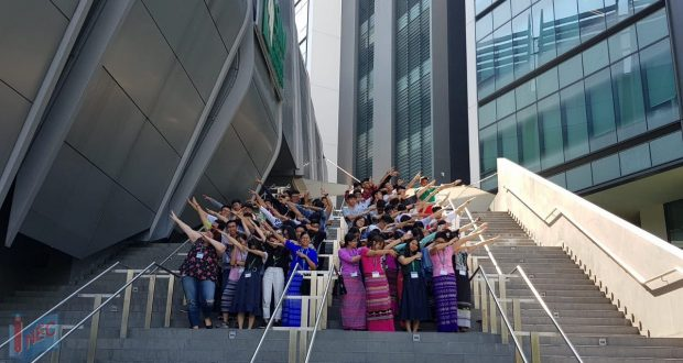 Du học hè Singapore miễn phí cùng SIM Study Tour