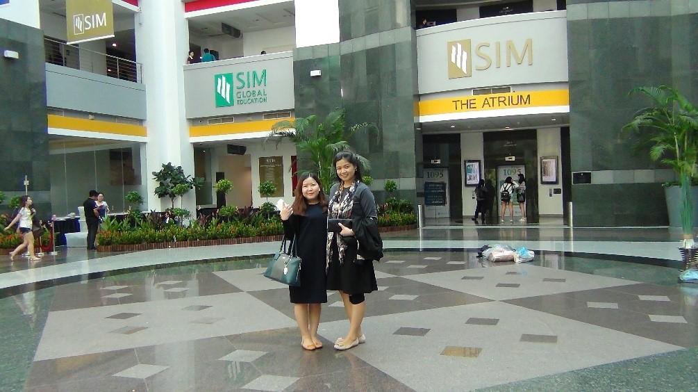 du học Singapore tại SIM 2