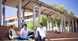 Britamy Ferrdino, Jarrod Carlin, Kayla Surace - Curtin 2012 International Student Prospectus